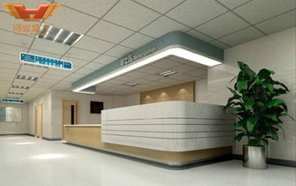 中山大学附属医院医疗家具工程配套项目护士站