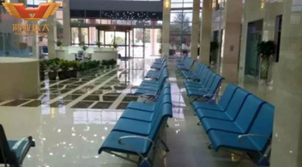 中山大学附属医院收费大厅公共排椅