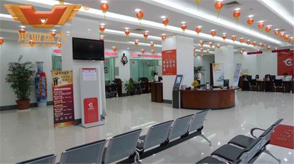华夏银行顾客等候区配套方案