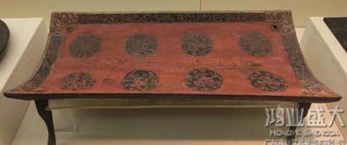 古代会议桌