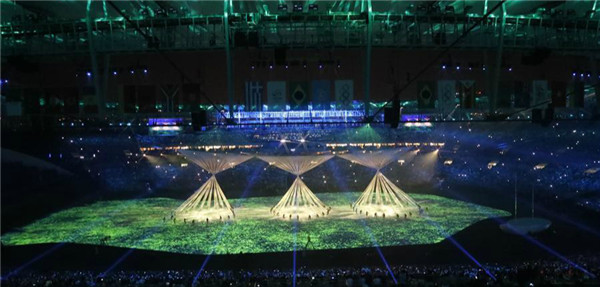 巴西里约奥运会现场1
