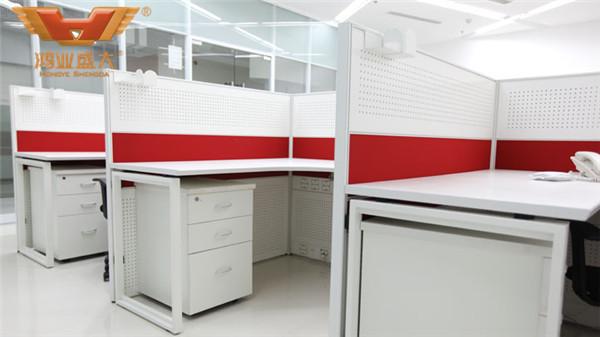 银行柜员桌_星辰银行办公家具配套解决方案 - 广东鸿业家具制造有限公司