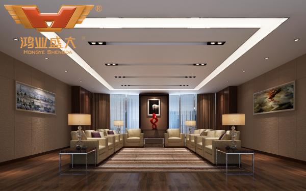格力公司客户休息室18新利体育app家具配套