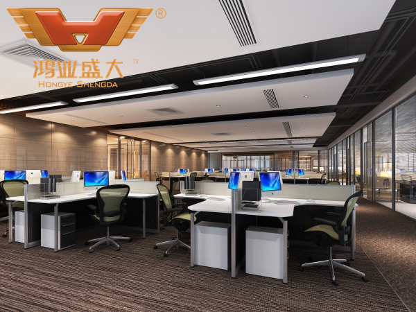 格力公司职员公共空间18新利体育app家具配套方案