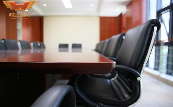 浙江省金华市人民检察院中层会议室会议桌款式