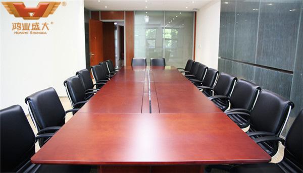 浙江省金华市人民检察院中层会议室亚博足彩app苹果版桌椅