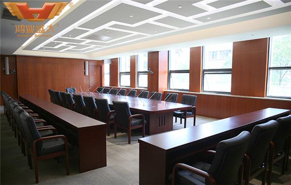 浙江省金华市人民检察院视像会议厅18新利体育app桌椅