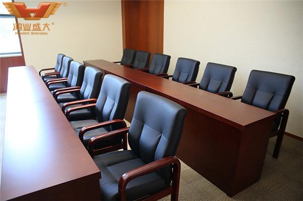 浙江省金華市人民檢察院視像會議廳條桌辦公椅