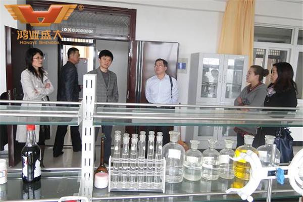 安徽省茶及茶制品质量监督检验中心实验室