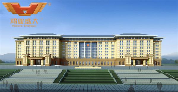 九江市八里湖新区管理委员会市民服务中心