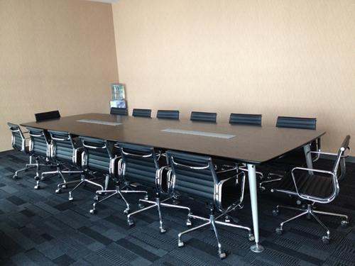 宝马汽车4S店会议室配套方案