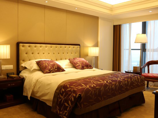 广东希尔顿酒店双人套房配套方案