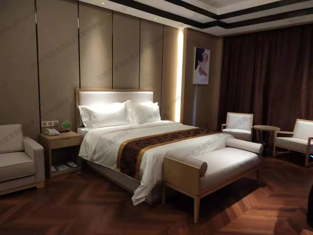 鸿业客房酒店定制家具