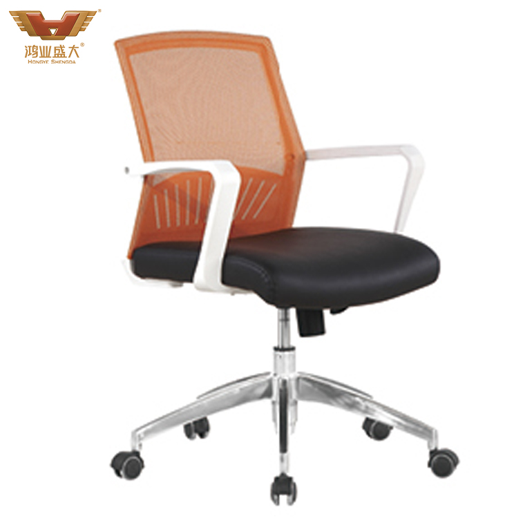 现代真皮老板椅 舒适总经理亚博足彩app苹果版椅HY-109A