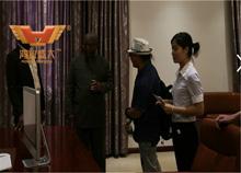 尼日利亚国家领导人莅临亚博app地址亚博体育苹果官方下载参观指导