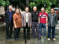 老挝人民民主共和国前副总理、老挝党中央顾问宋沙瓦·凌沙瓦