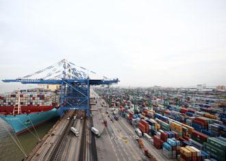 广州南沙海港集装箱码头有限公司配套解决方案