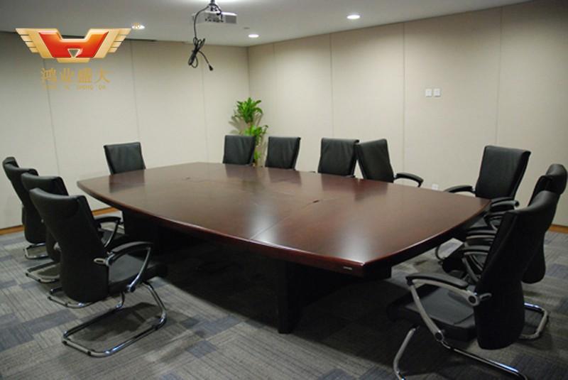华为科技公司小型会议室配套方案