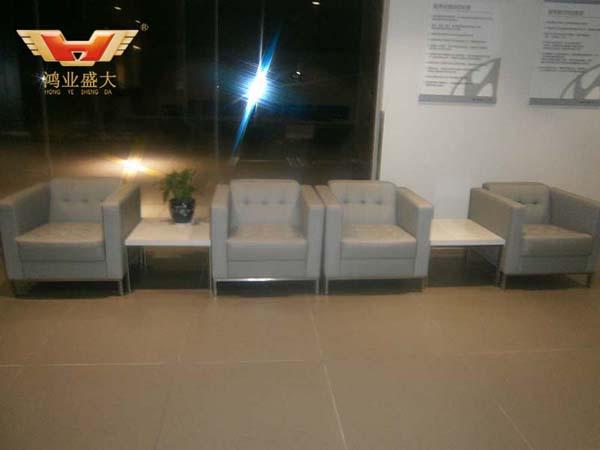 北京现代4S店客户休息区配套方案