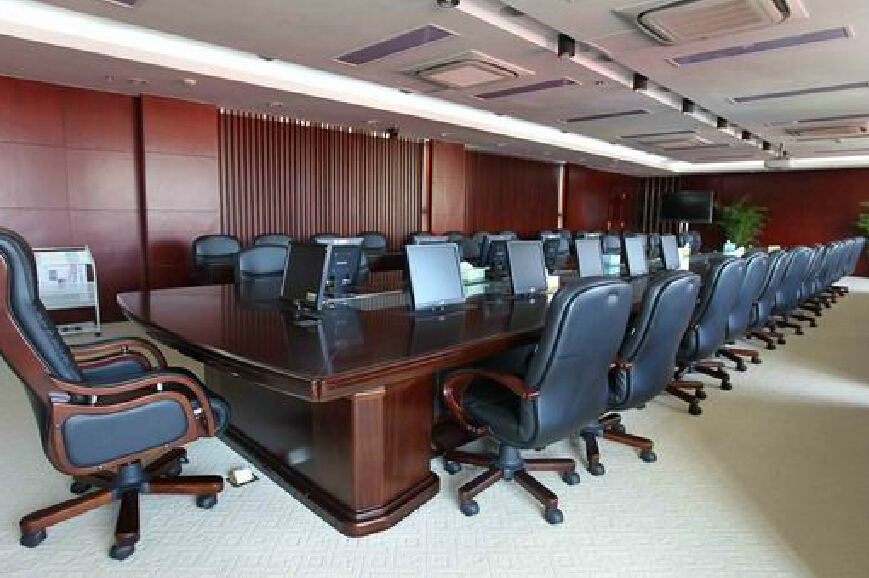 山东烟台山海路桥工程技术有限公司会议室配套方案