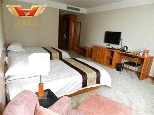 汇泉尚庭酒店双人套房配套方案