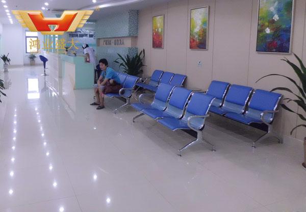 陕西核工215医院候诊区18新利体育app家具配套方案