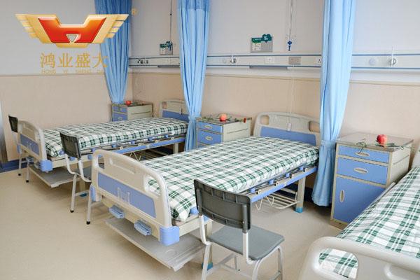 陕西核工215医院病床配套方案
