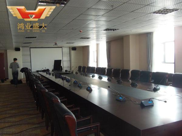 广州南沙海港集装箱码头有限公司会议室配套方案