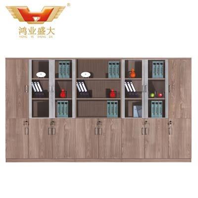 组合式文件柜 时尚八门文件柜HY-WH0210