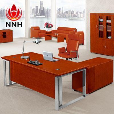 现代实木主管桌 花梨木班台NNH-K52-20