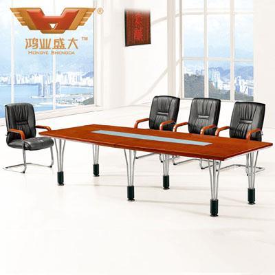 简约时尚会议桌 10人会议谈判桌HY-A9030