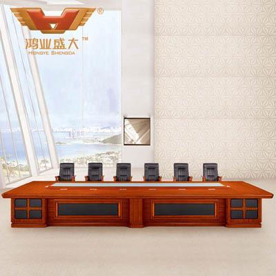 14人商务会议桌 中型会议桌HY-A9648