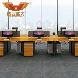 竹木板式亚博足彩app苹果版桌  六人组合  H60-0207