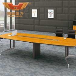 竹木板式会议台 H60-0303