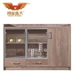 浅榆木茶水柜  HY-SH1202