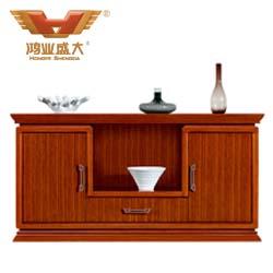 泰柚木茶水柜  HY-1103