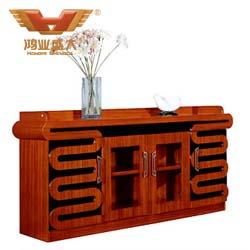 泰柚木茶水柜  HY-1504