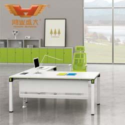 简约主管桌 板式主管桌订购 H50-0102
