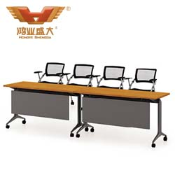 长条组合会议台 现代板式会议台 H50-0411