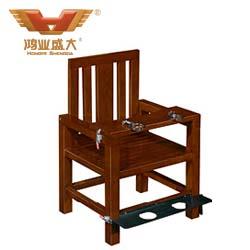 厂家直销犯人椅 法院专用书犯人椅