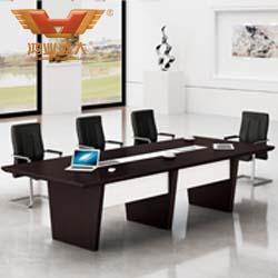 黑白相间会议台 时尚会议台厂家H80-0362