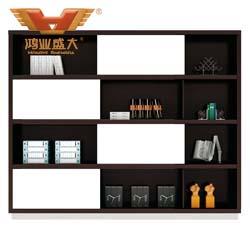 黑白相间文件柜  现代文件柜H80-0665