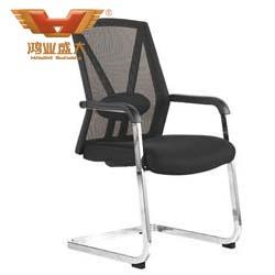 广东简约黑网会议椅子  会议椅子订做HY-16D